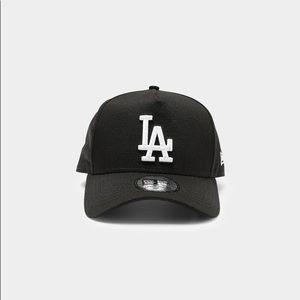 New Era Accessories - Dodgers Snap Back New Era A Frame LA Adjustable